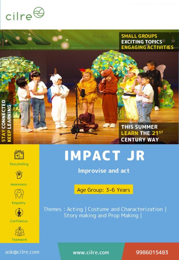 Impact JR