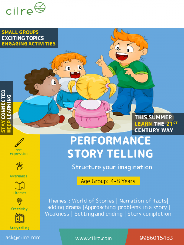 PERFORMANCE STORY TELLING