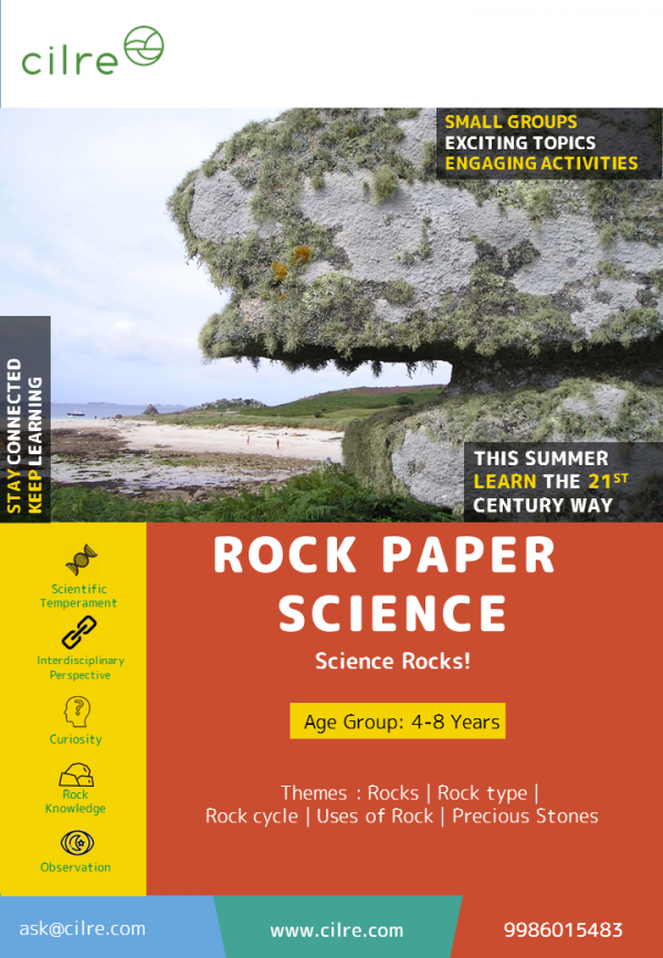 Rock Paper science