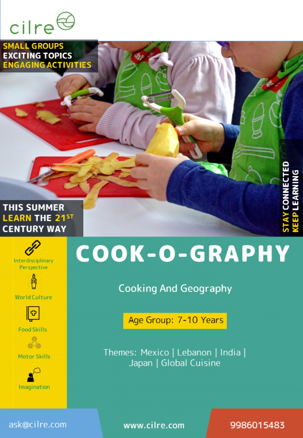 Cook-o-Graphy