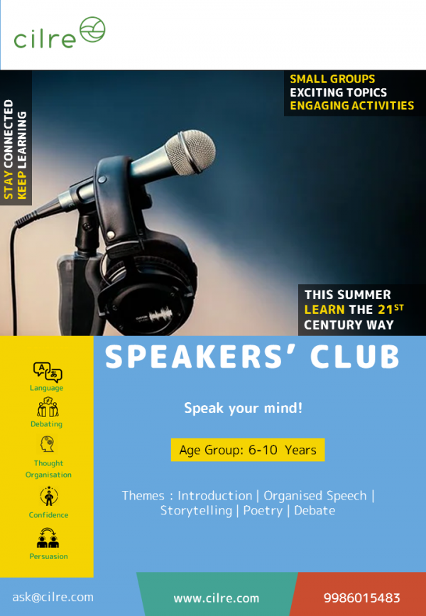 speakers' club
